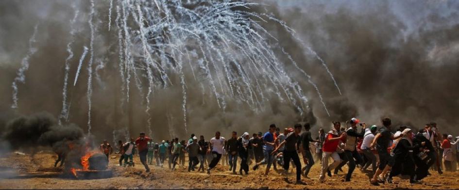 Gaza Proteste 2018