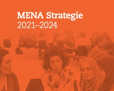 MENA Neue Strategie