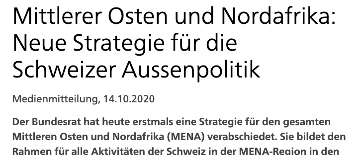 MM MENA Neue Strategie
