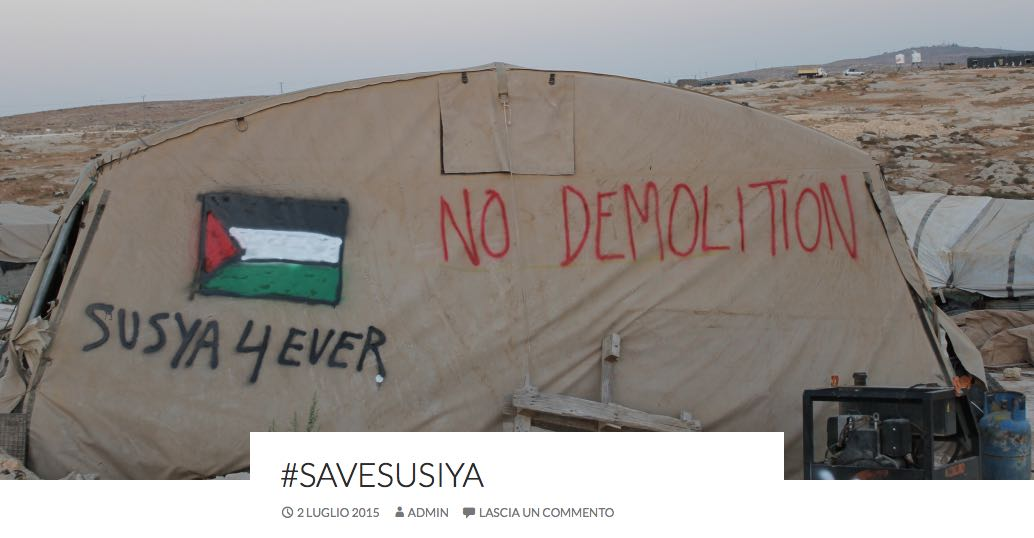 Save Susiya